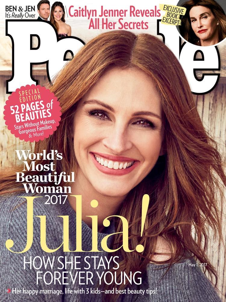 Навистина ли е толку убава Џулија Робертс
