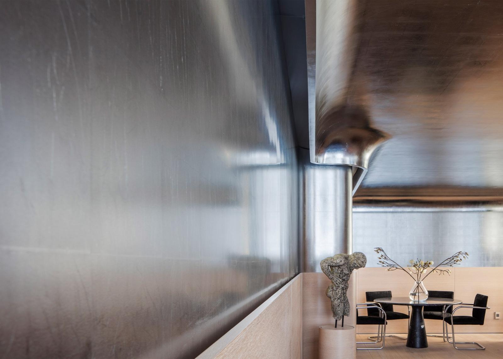 Њујоршки стан како уметничко дело во арт деко стил