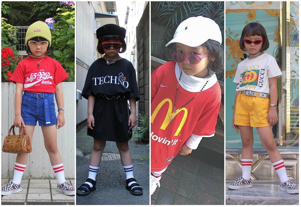 Коко   Шестгодишната модна икона за која пишува и  Вог