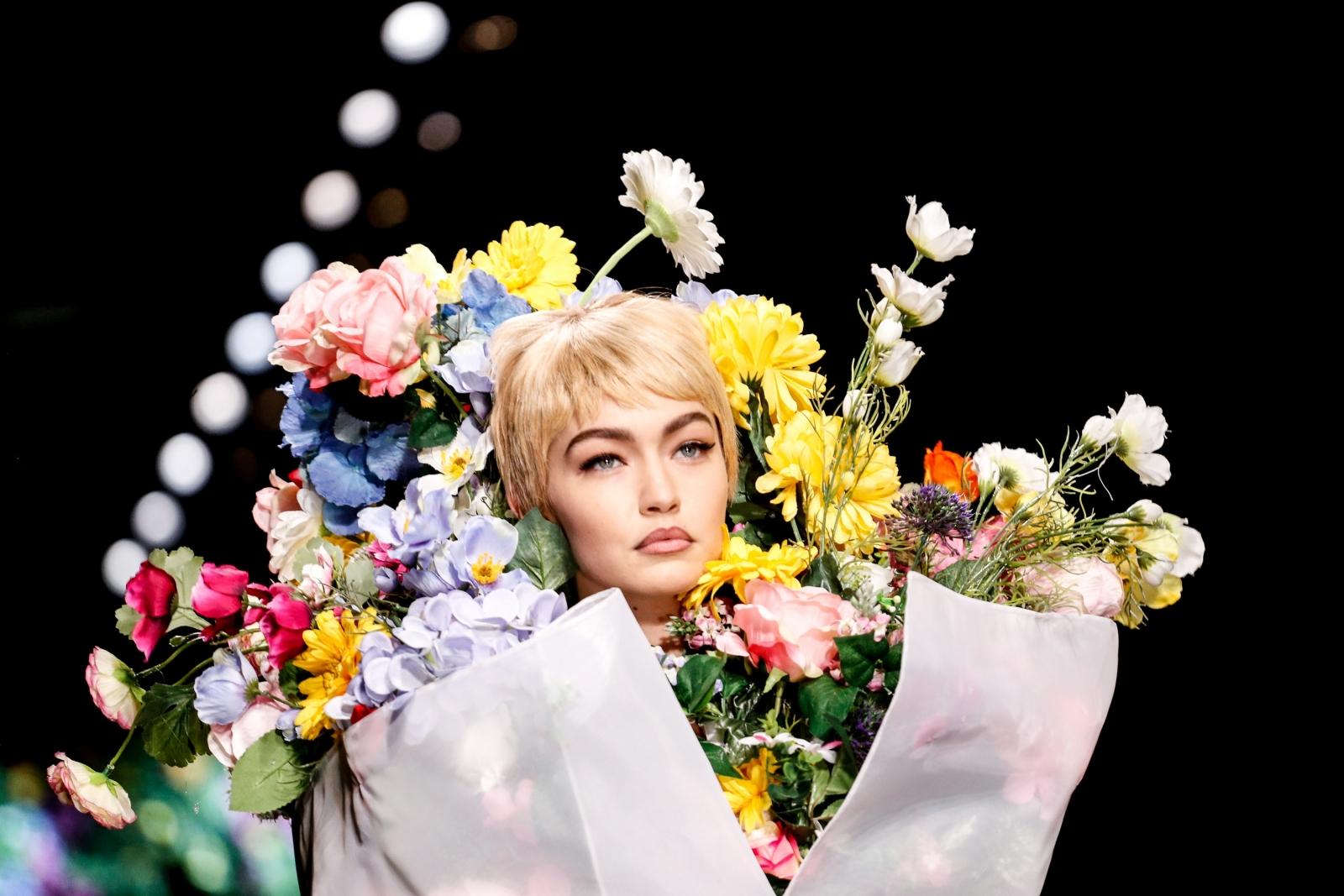 Москино  и неговите цвеќиња