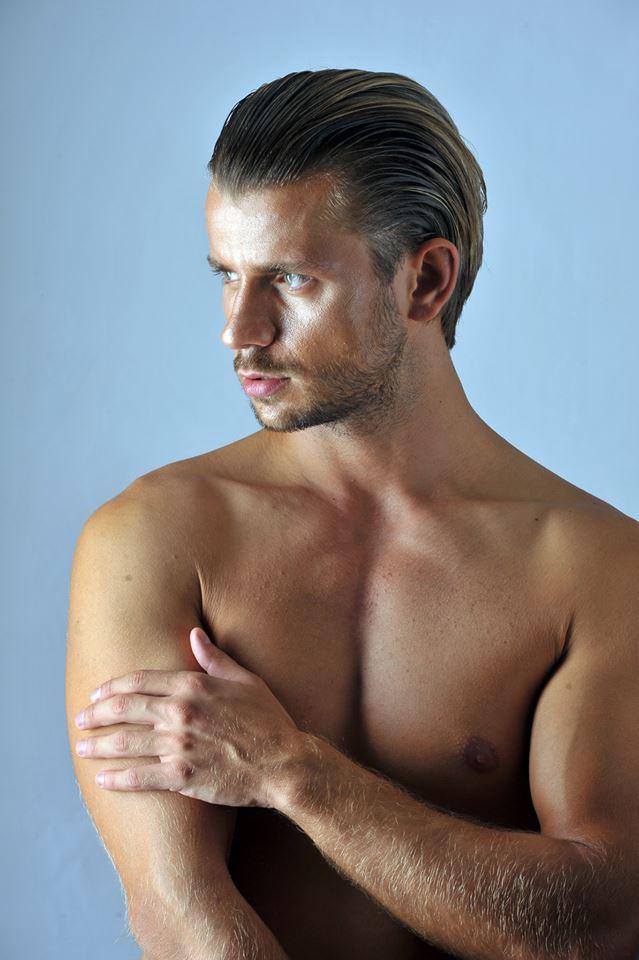 Павле од  Моделс ИН  заштитно лице на козметички бренд