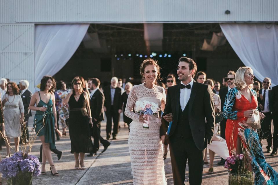 Први фотографии од свадбата на Каролина и Михаил