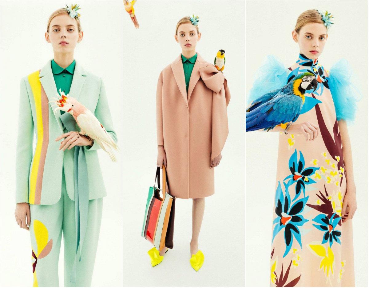 Егзотична бајка во раскошни бои во новата колекција на Делпозо