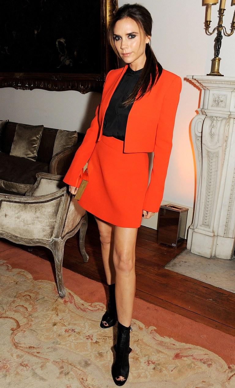 Викторија Бекам ја напушта Модната недела во Њујорк