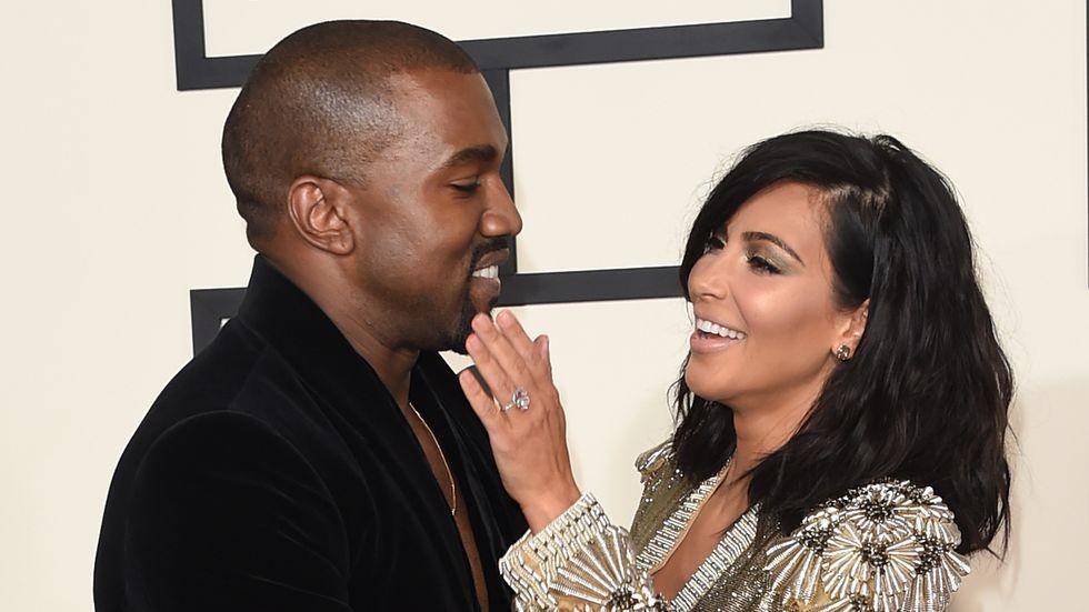 Ким и Канје станаа родители по трет пат