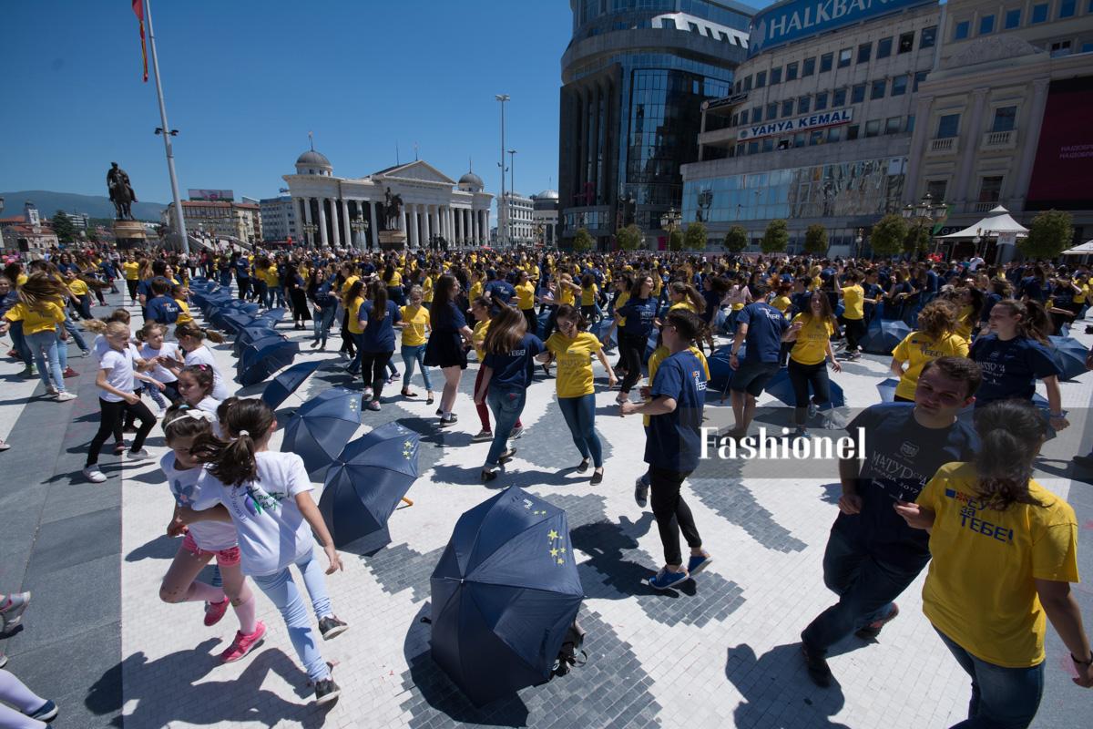 Матурска парада 2017 во Скопје