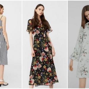 Пролетни фустани идеални за секој ден | Fashionel