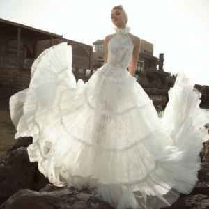 Винтиџ венчаници за романтични невести | Fashionel