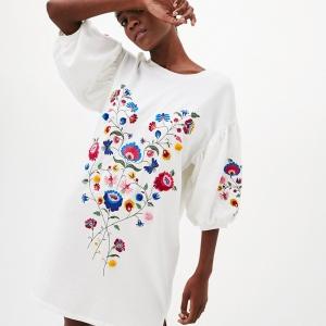 Ова се најубавите везени фустани за ова лето! | Fashionel