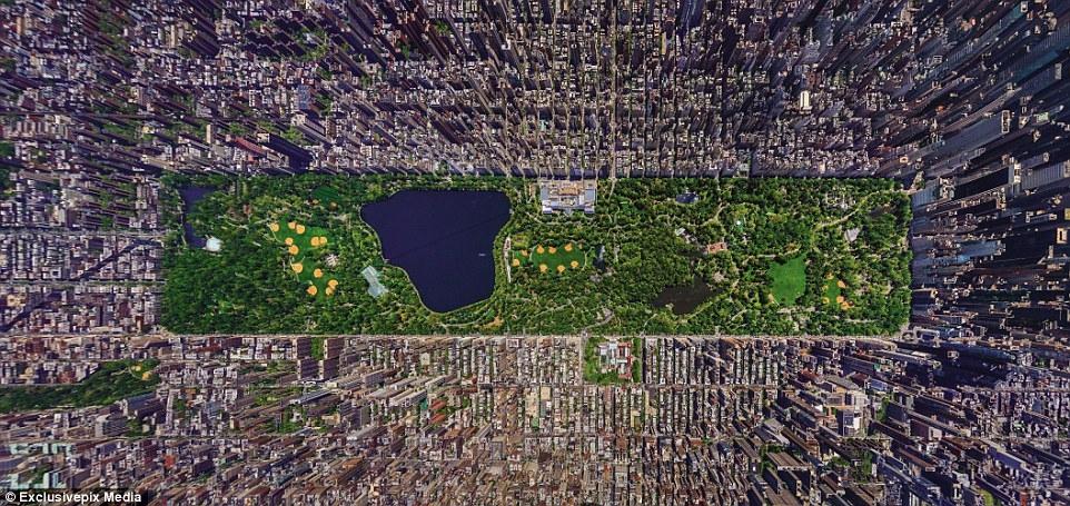 Централ Парк, Менхетен