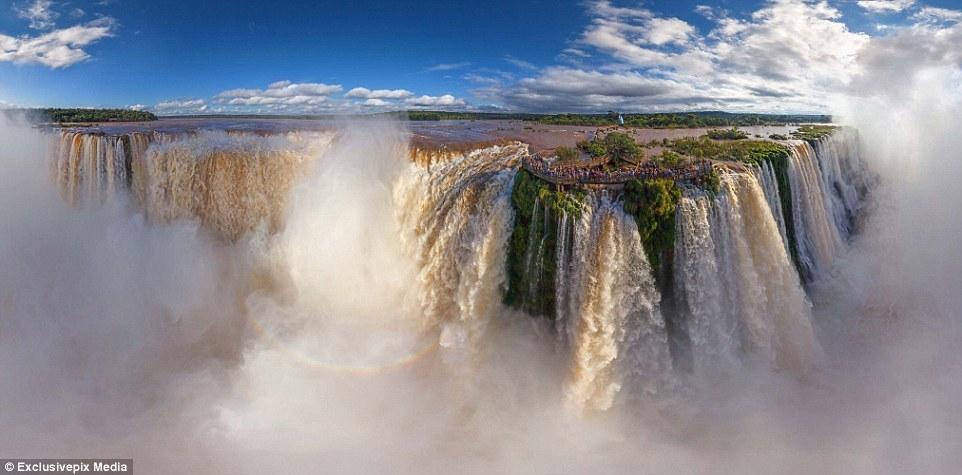 Водопади Игуасу