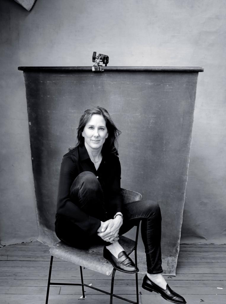 February - Kathleen Kennedy