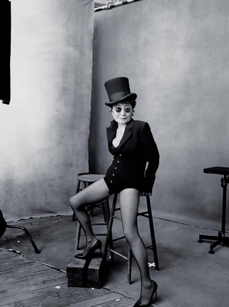 October - Yoko Ono