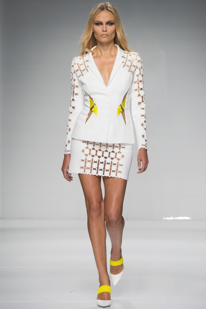 Versace - Haute Couture Spring 2016