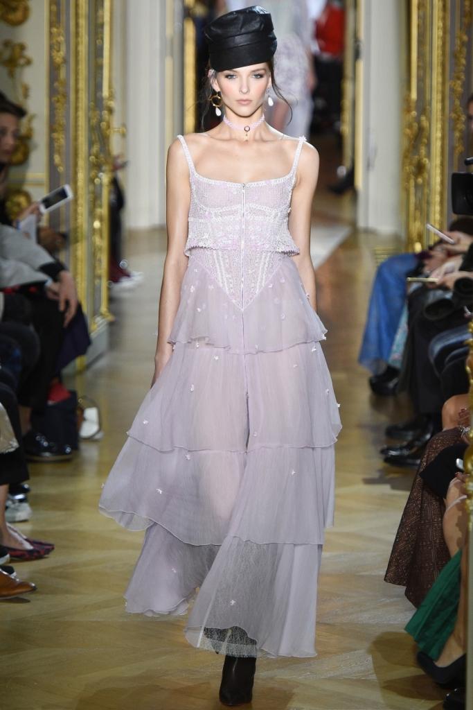 Ulyana Sergeenko Couture Spring 2016
