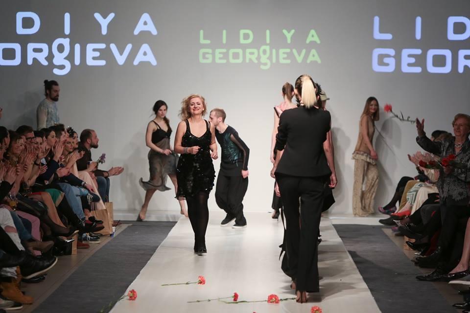 """Лидија Георгиева, колекција """"Црешов цвет"""""""
