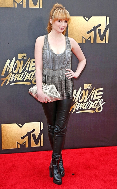 MTV movie awards 2016:Ashley Rickards