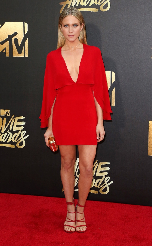 MTV movie awards 2016: Brittany Snow