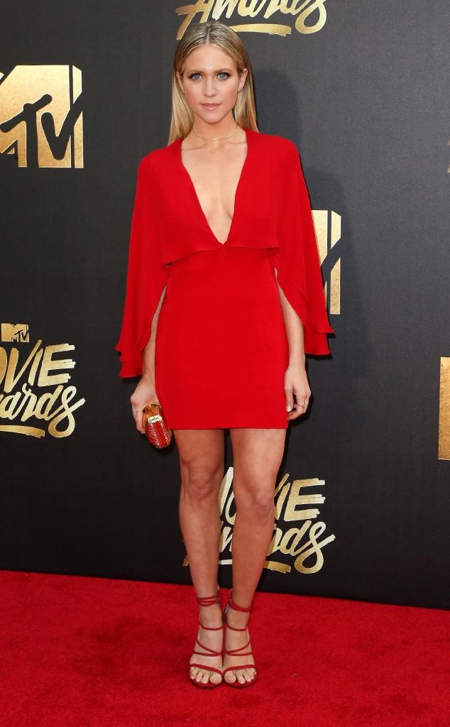 MTV movie awards 2016: Brittany Snow