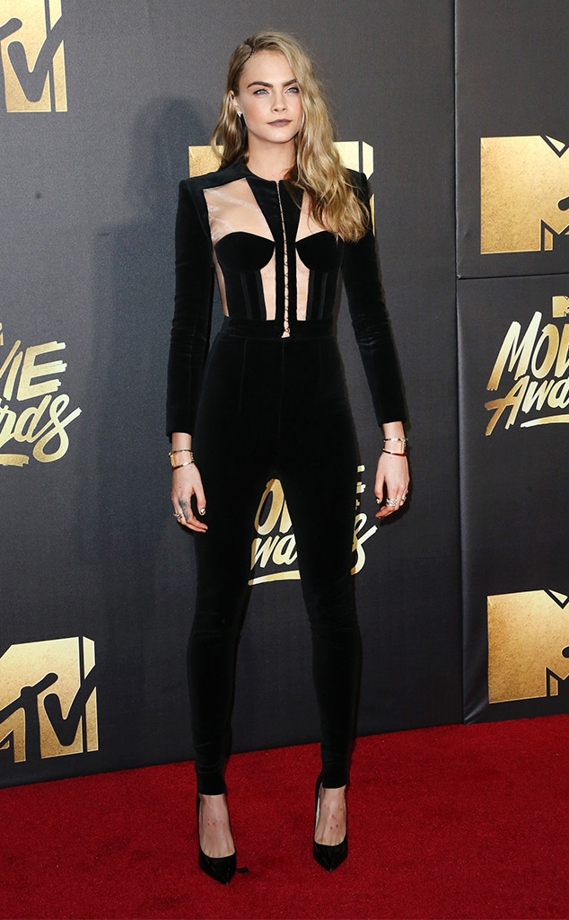 MTV movie awards 2016: Cara Delevingne