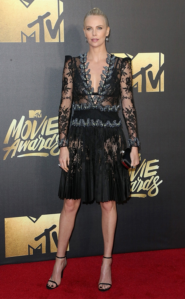 MTV movie awards 2016: Charlize Theron