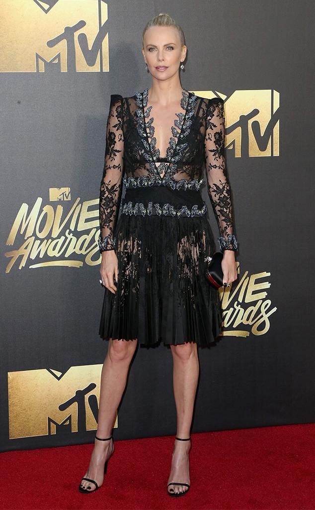 MTV movie awards 2016: Charlize Theron