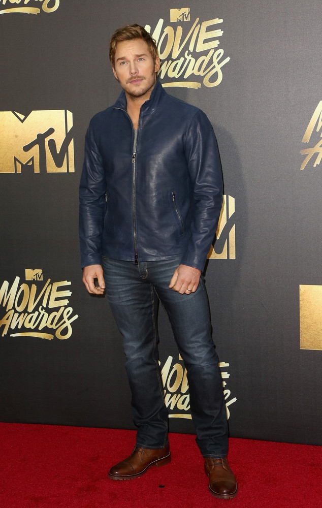 MTV movie awards 2016: Chris Pratt