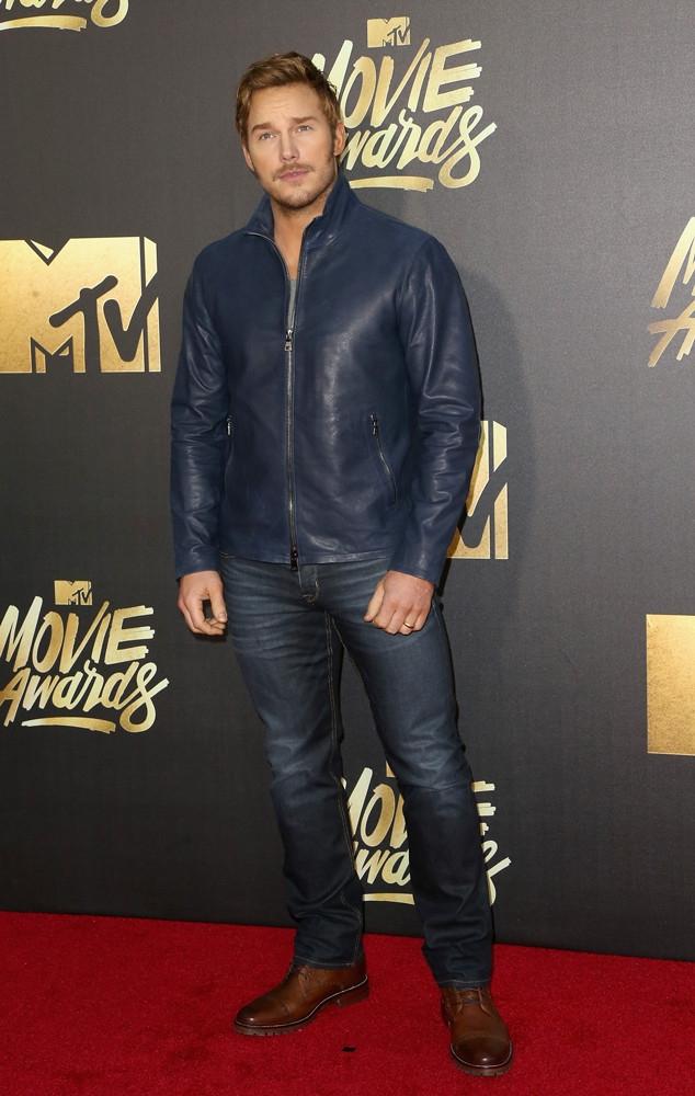 MTV movie awards 2016: Chris Pratt