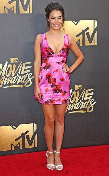 MTV movie awards 2016: Chrissie Fit