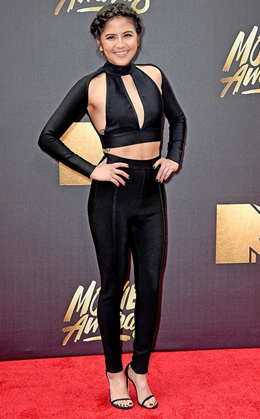 MTV movie awards 2016: Erin Lim