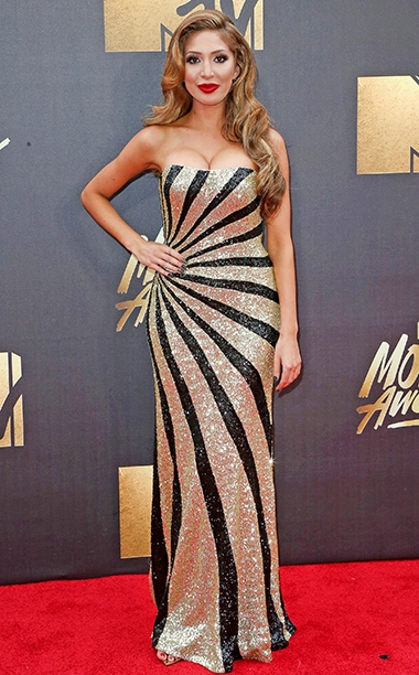 MTV movie awards 2016: Farrah Abraham