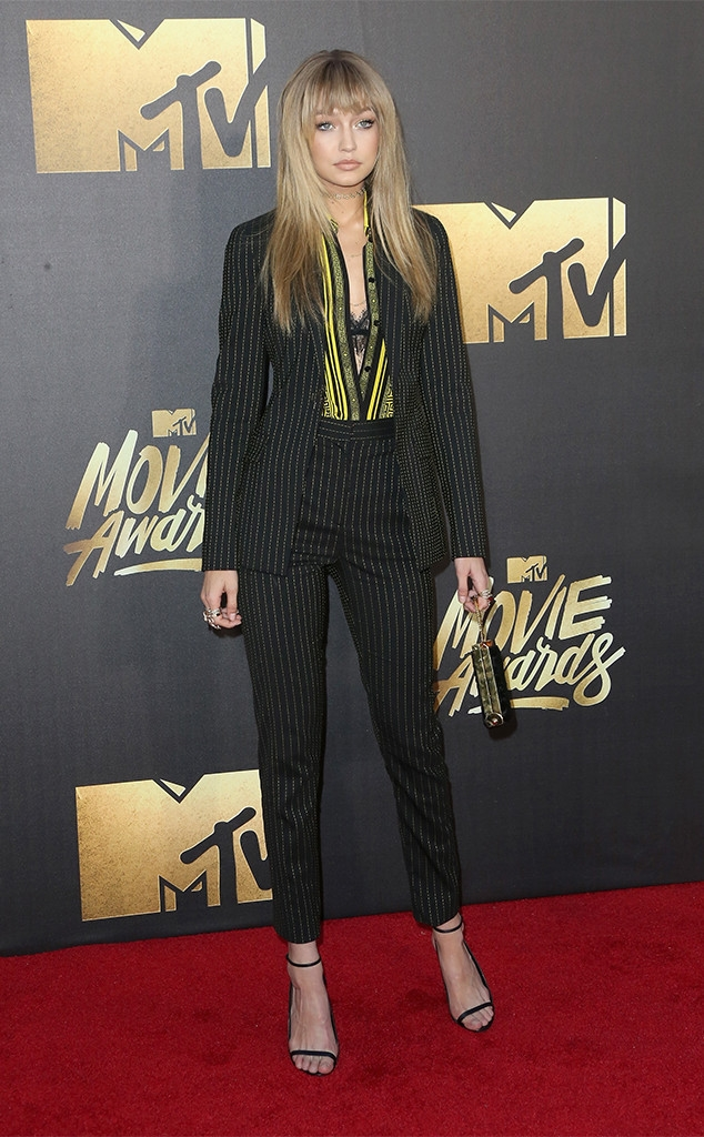 MTV movie awards 2016: Gigi Hadid