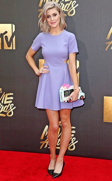MTV movie awards 2016: Grace Helbig