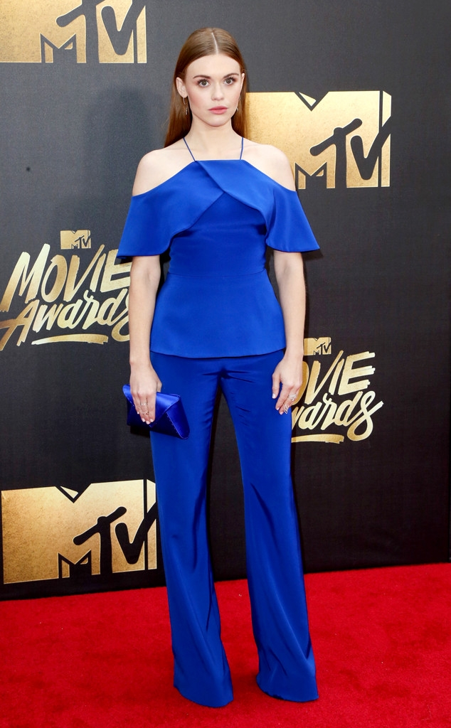 MTV movie awards 2016: Holland Roden