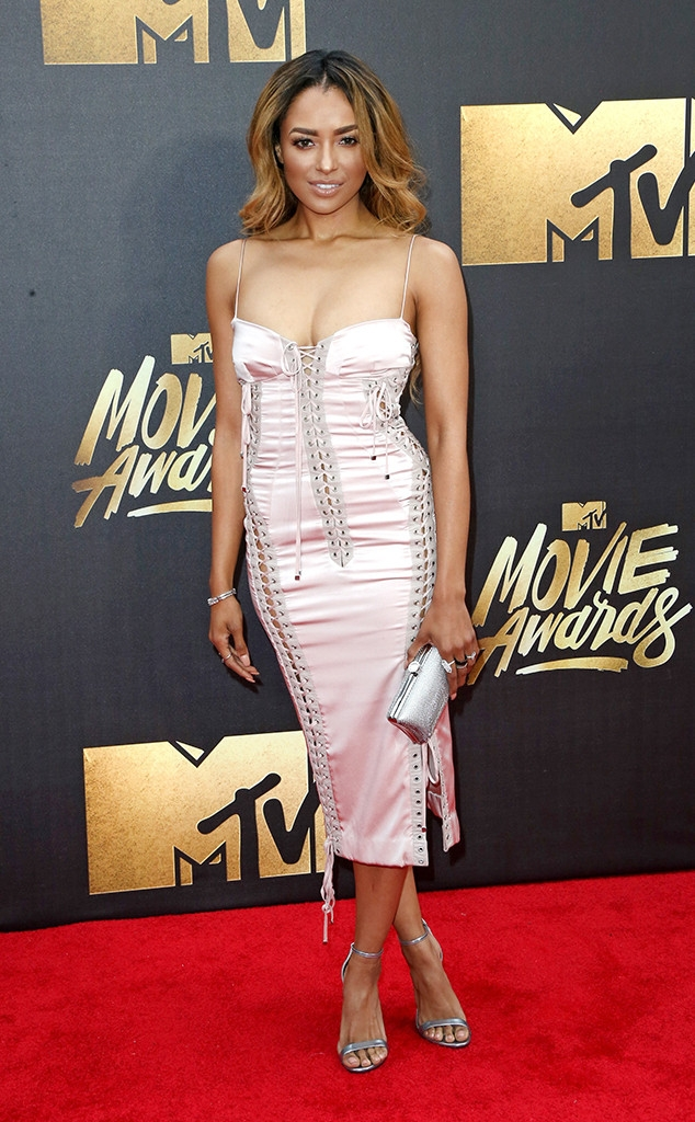 MTV movie awards 2016: Kat Graham