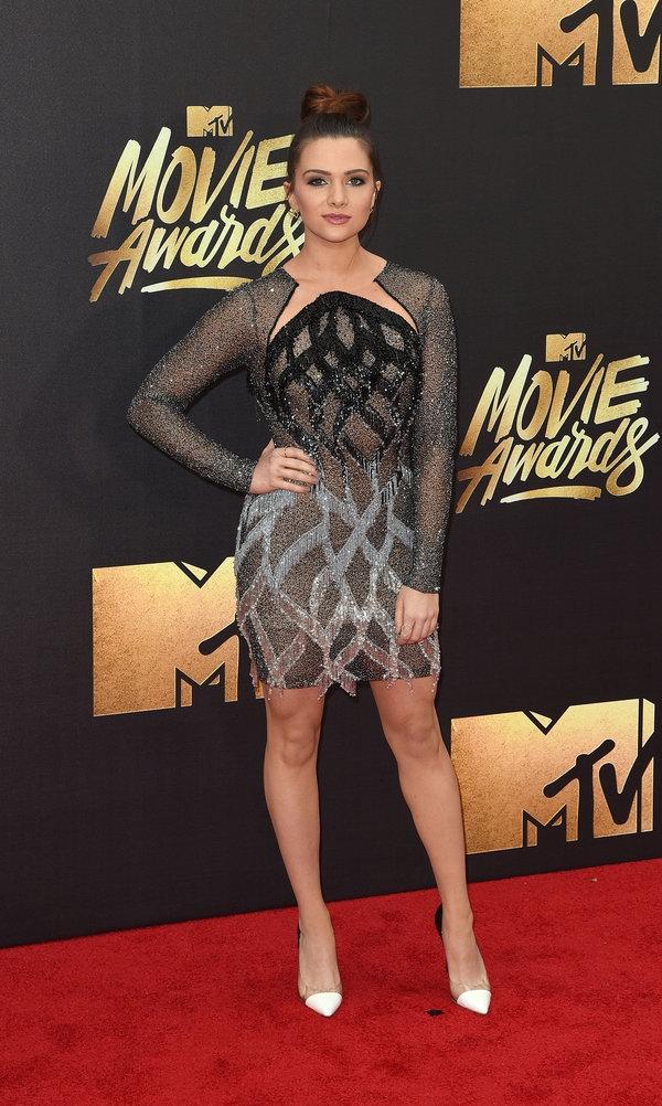 MTV movie awards 2016: Katie Stevens