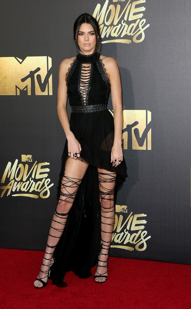 MTV movie awards 2016: Kendal Jenner