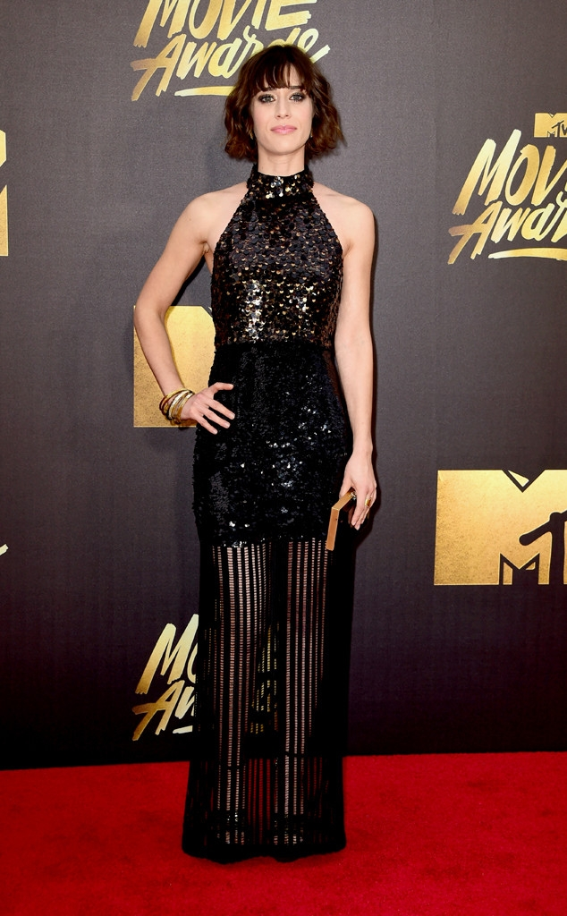 MTV movie awards 2016: Lizzy Caplan