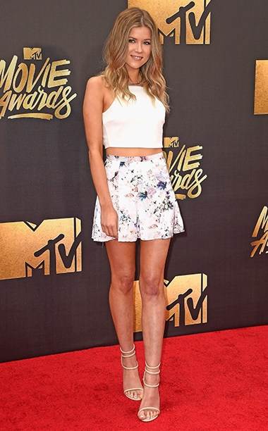 MTV movie awards 2016: Meghan Rienks