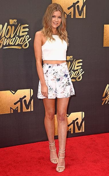 MTV movie awards 2016: Meghan Rienks