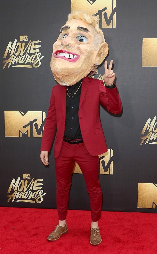 MTV movie awards 2016: Mike Posner