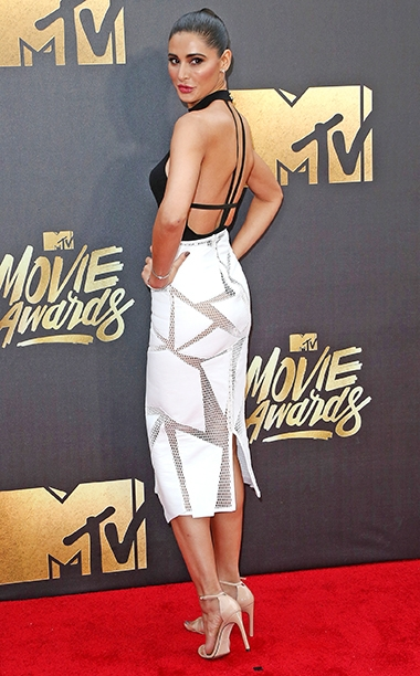 MTV movie awards 2016: Nagris Fakhri