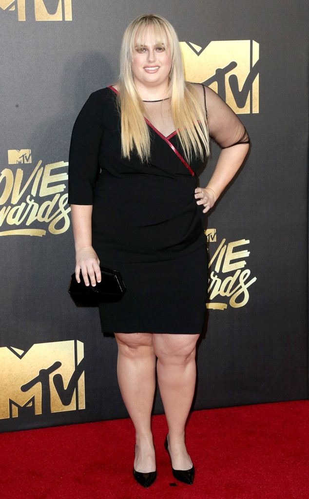 MTV movie awards 2016: Rebel Wilson