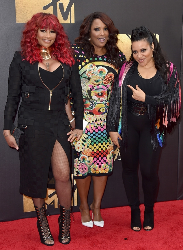 MTV movie awards 2016: Salt n Pepa
