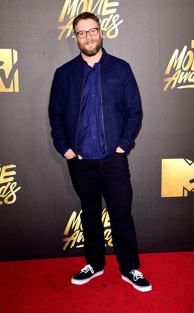 MTV movie awards 2016: Seth Rogen
