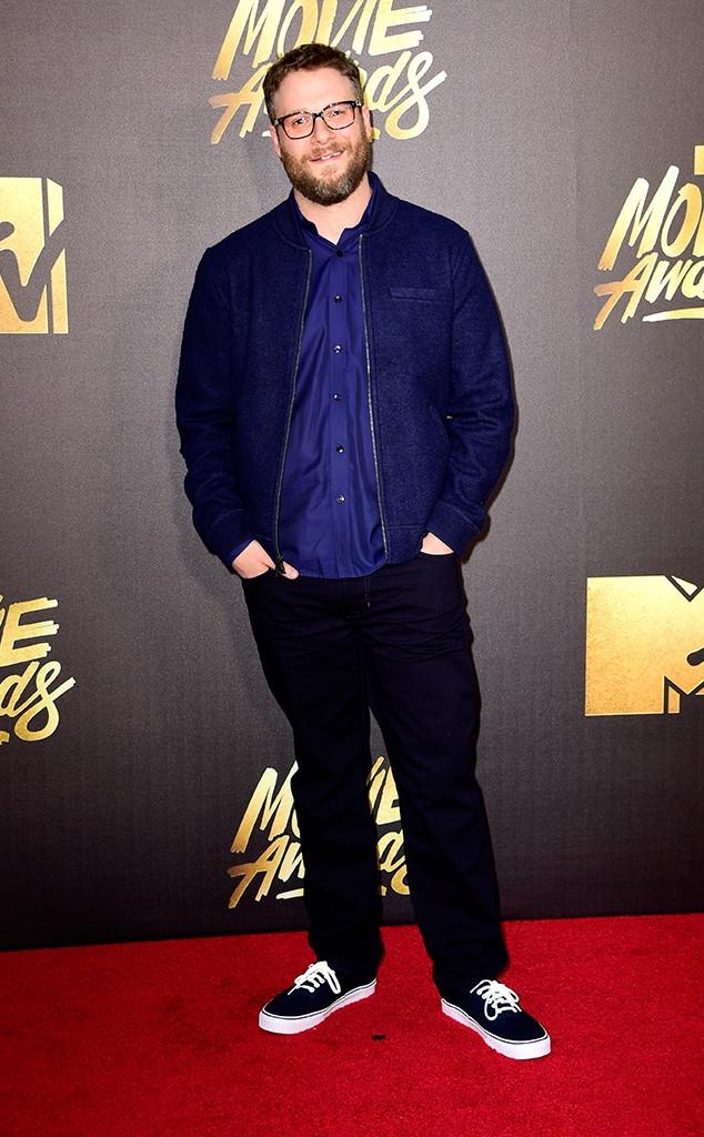 MTV movie awards 2016: Seth Rogen