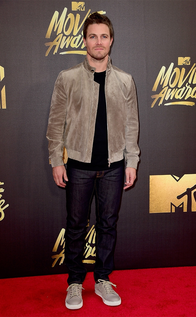 MTV movie awards 2016: Stephen Amell