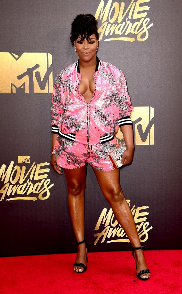 MTV movie awards 2016: Tarhonda Jones