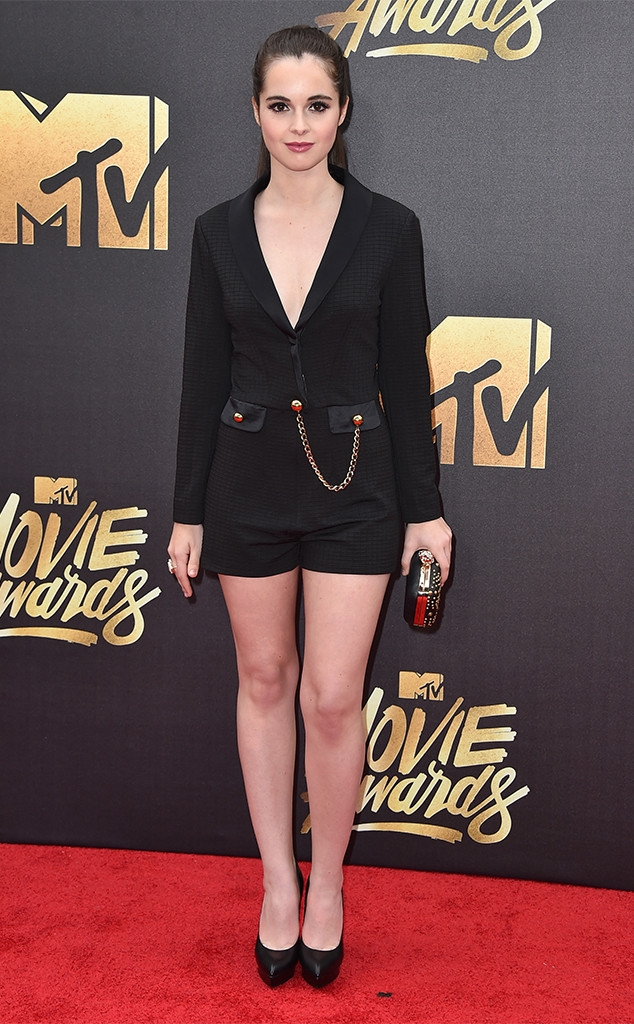 MTV movie awards 2016: Vanessa Marano