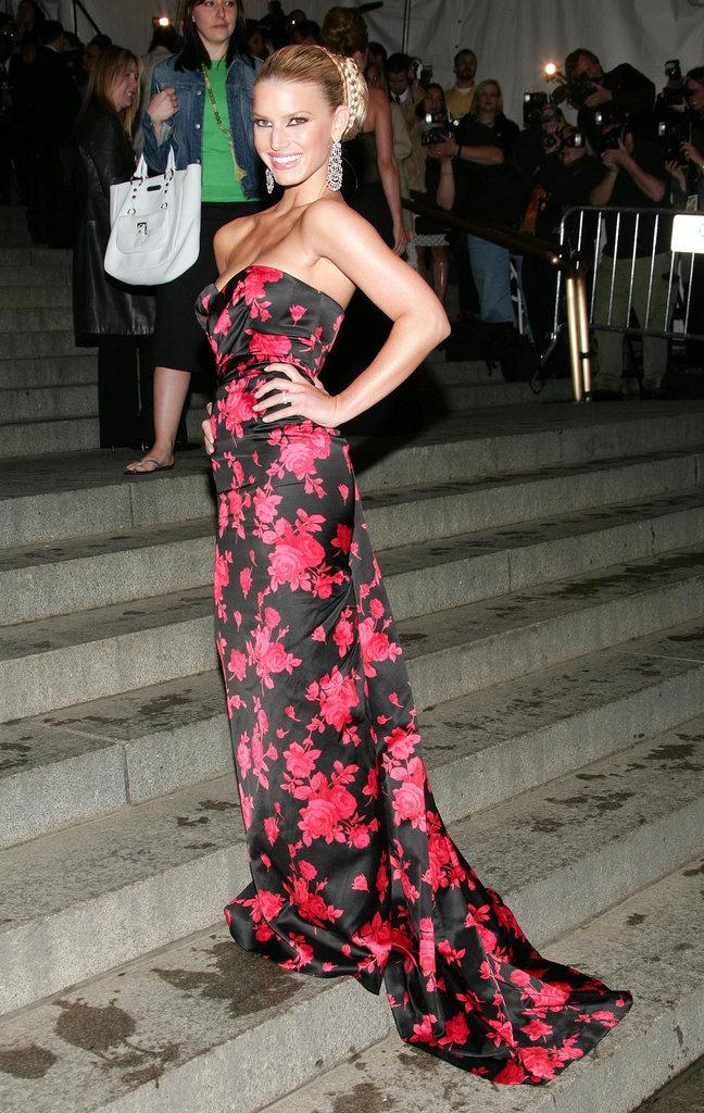 """2005 - Џесика Симпсон во креација на """"Мајкл Корс"""""""